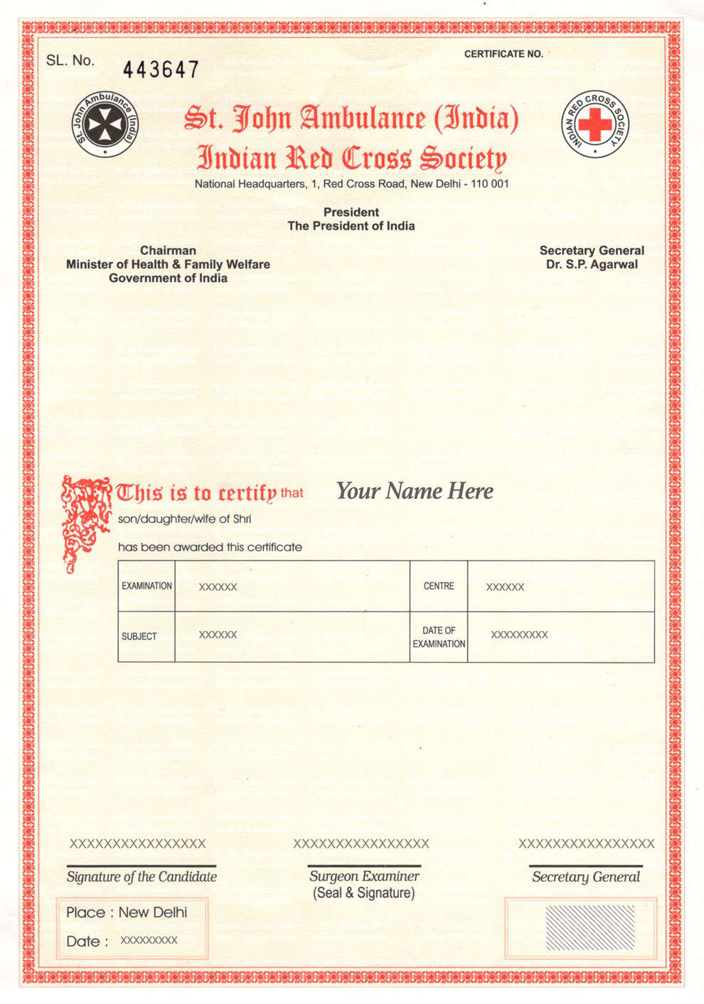 Our course details our certificate 1betcityfo Images